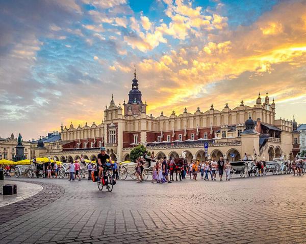 New office in Krakow